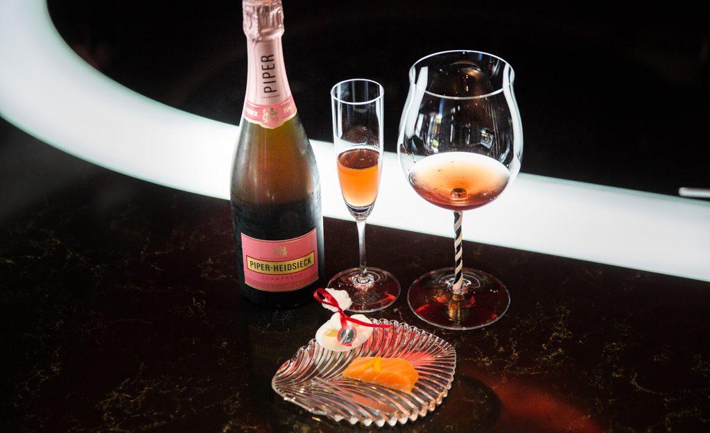 〈噂の新店〉グラスで楽しみ方が倍増。アペにも使える「リーデル銀座店」のフードペアリングの画像