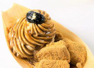 銀座で大人気の「生大師祈願餅」が、大人スイーツに生まれ変わって新発売!の画像