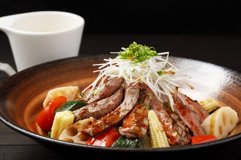 真夜中だって肉が好き。品川で真夜中のステーキフェアが開催!の画像
