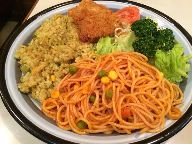 ガッツリ飯を食べたくなったら、トルコライスのある洋食店への画像