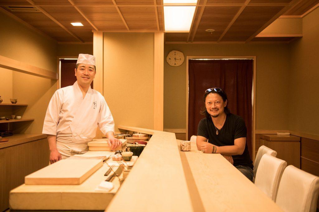 〈トップシェフが内緒で通う店〉名匠「日本橋蛎殻町 すぎた」の店主がリスペクトする職人たちの画像