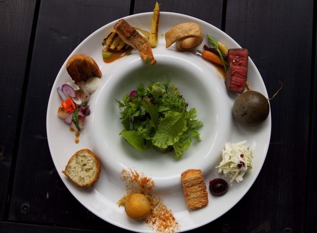 パン好き必見。それぞれの料理に「ぴったり」を提供してくれる、新感覚のマリアージュの画像