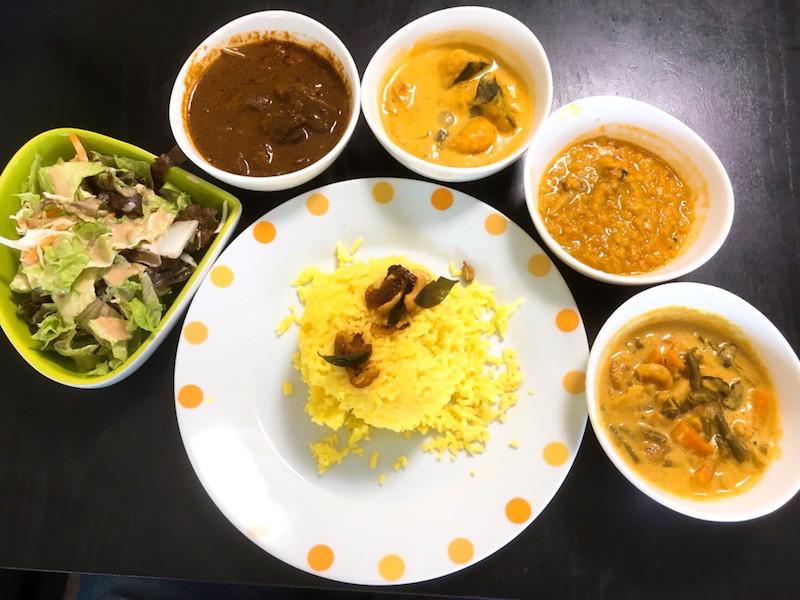 記念日はここ!片道2時間かけても食べに行きたいスリランカ料理の名店の画像