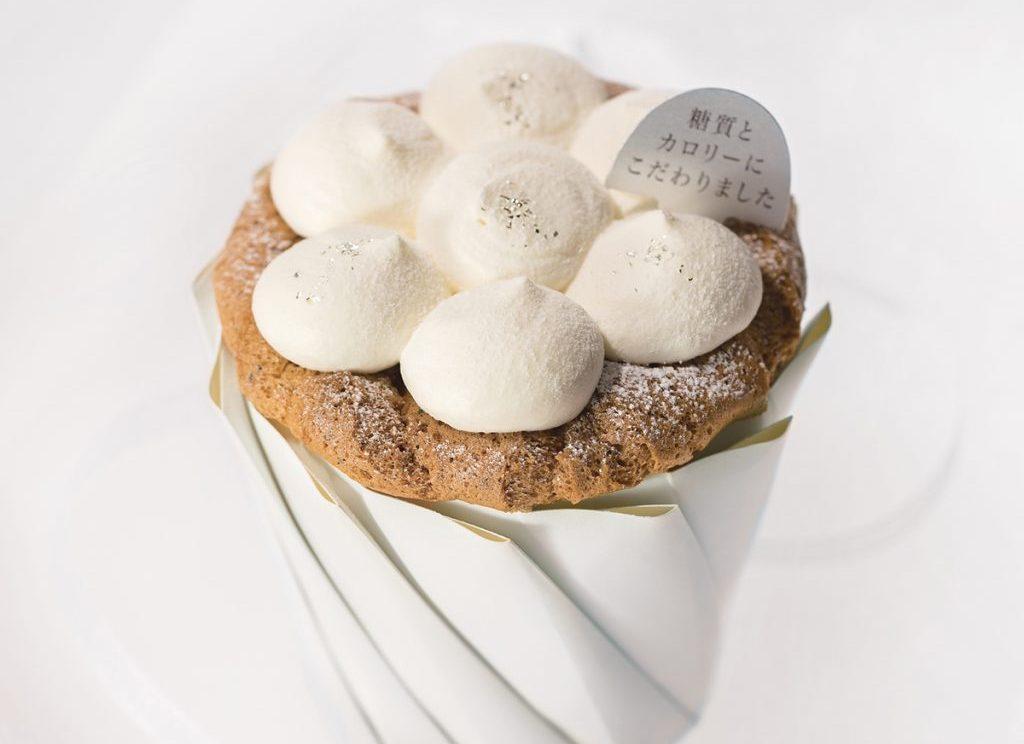 おいしいのに低糖質&低カロリー!しっとり、ふわふわな紅茶のシフォンが発売の画像