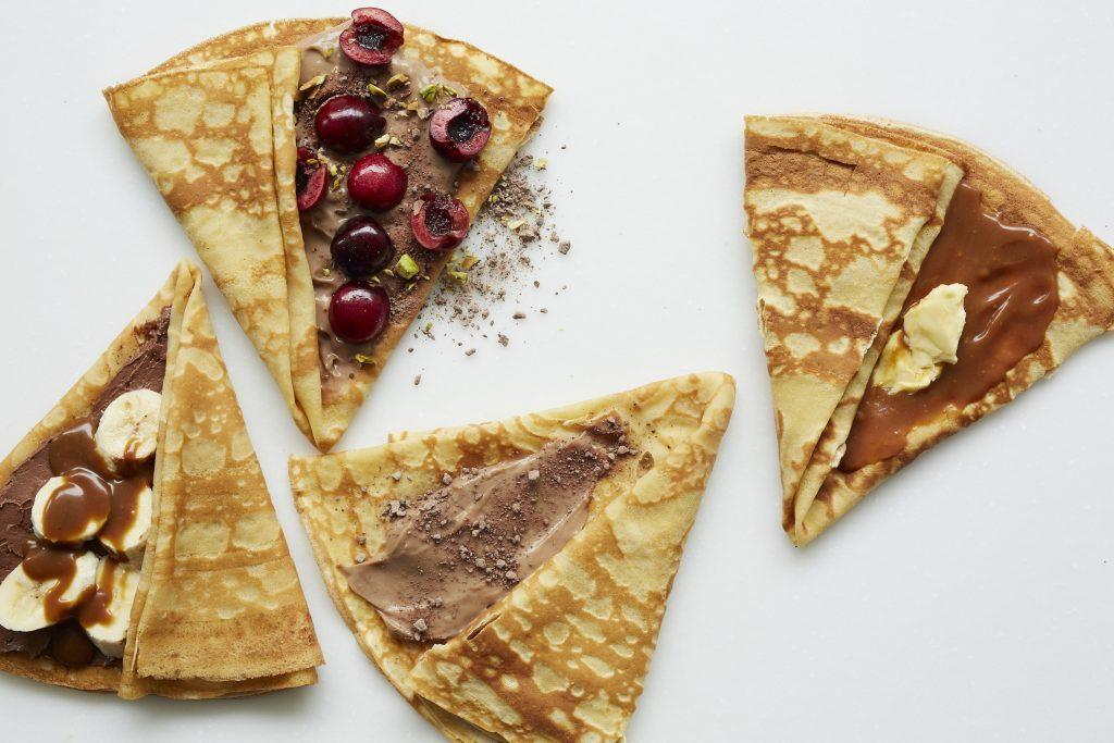 Bean to Barチョコレートたっぷり!大人な味わいのプレミアムチョコクレープの画像