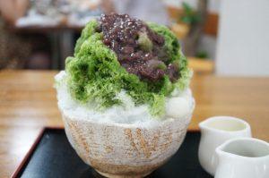 〈出世ごはん〉老舗和菓子店のかき氷で、行き過ぎた野心をクールダウン!の画像