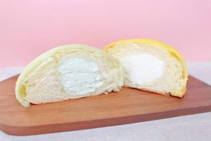 """夏のおやつに選びたい!""""冷たいクリームパン""""で小腹を満たそうの画像"""