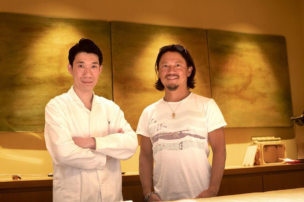 〈トップシェフが内緒で通う店〉札幌を代表する鮨店「鮨 一幸」の店主が教える、ディープな札幌の夜の過ごし方の画像