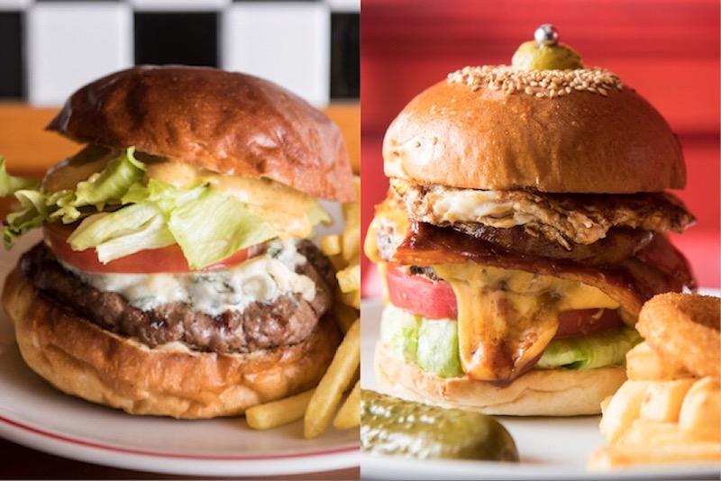 伝統orトレンド? 7/20ハンバーガーの日に食べたいハンバーガーはどっち?の画像