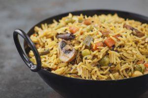 〈食べペディア 21〉ビリヤニの画像