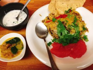 毎月第一土曜だけ!本気のビリヤニが食べられる情熱の居酒屋の画像