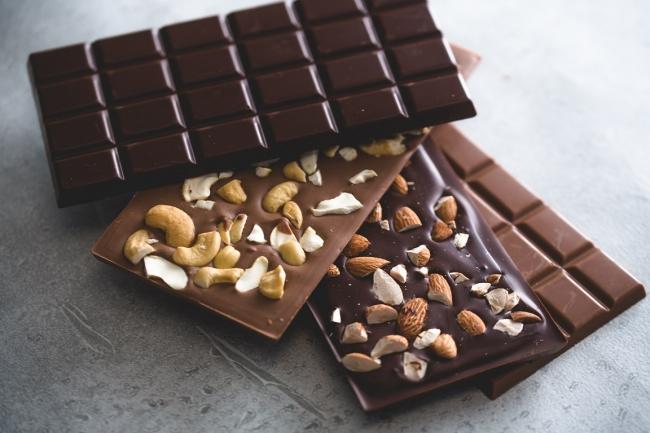 糖質オフ中でもOK!甘くておいしい最新タブレットチョコレートが発売の画像