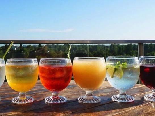 柚子ハイボール、マッコリビア……「アジアを旅する」気分で飲むならここ!の画像