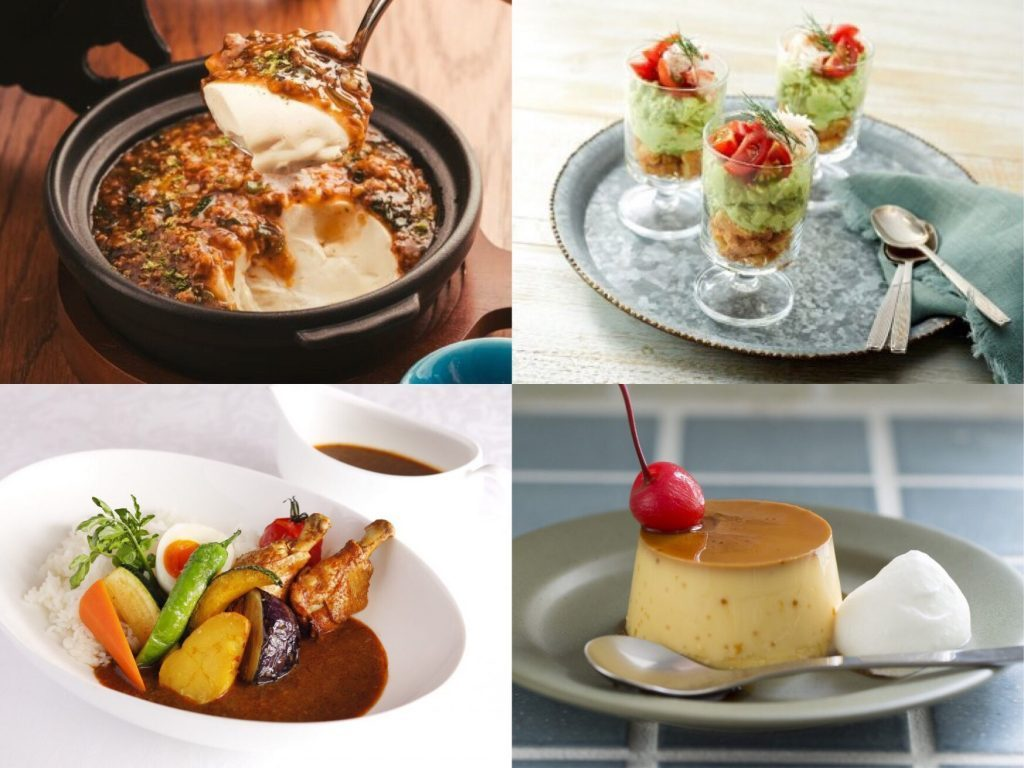 〈最旬フードニュース〉カレー、麻香豆腐……暑い夏こそ食べたいグルメ!の画像