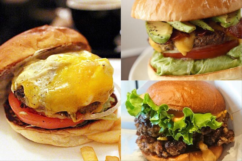 ハンバーガー 百名店 2018から分析!いま知っておきたいハンバーガー専門店の画像