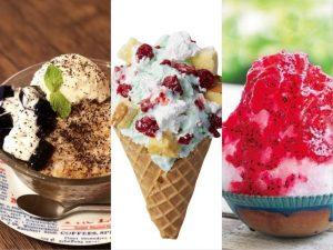 """〈今週のスイーツ〉専門店の""""本気のかき氷""""に、チョコミントフェアも!真夏に嬉しいアイススイーツが集合の画像"""