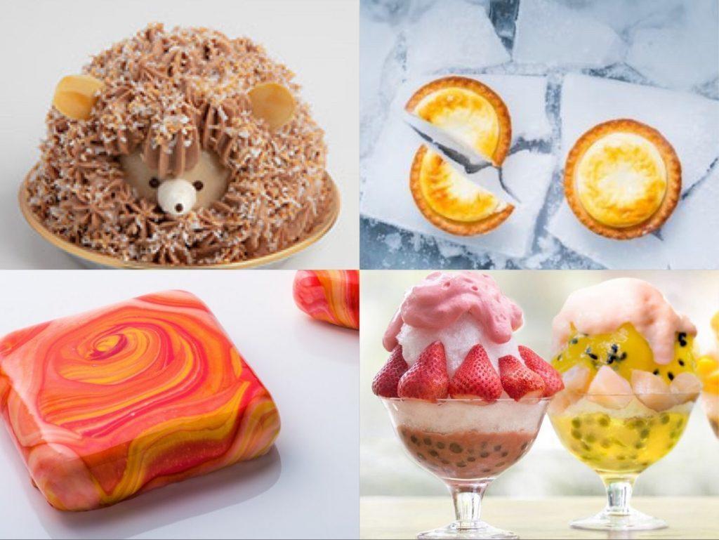 """〈今週のスイーツ〉""""お菓子な動物園""""に、凍らせタルトも!この夏の新作が揃い踏みの画像"""
