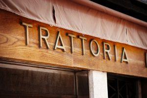 〈食べペディア 8〉トラットリアの画像