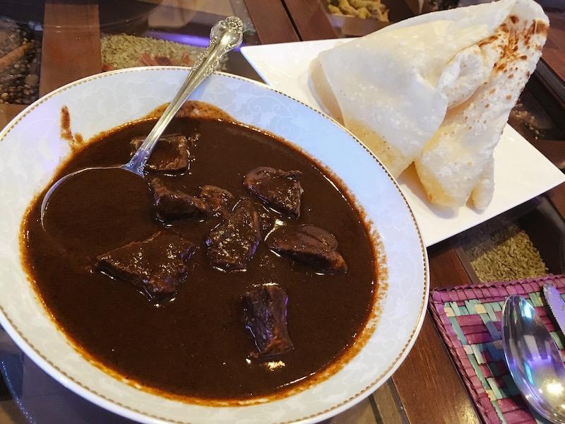 探してみると意外と少ない?東京でスリランカ料理が食べたくなったらここ!の画像