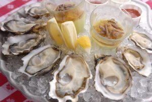 NY発のオイスターバーで、夏の牡蠣を心ゆくまでの画像