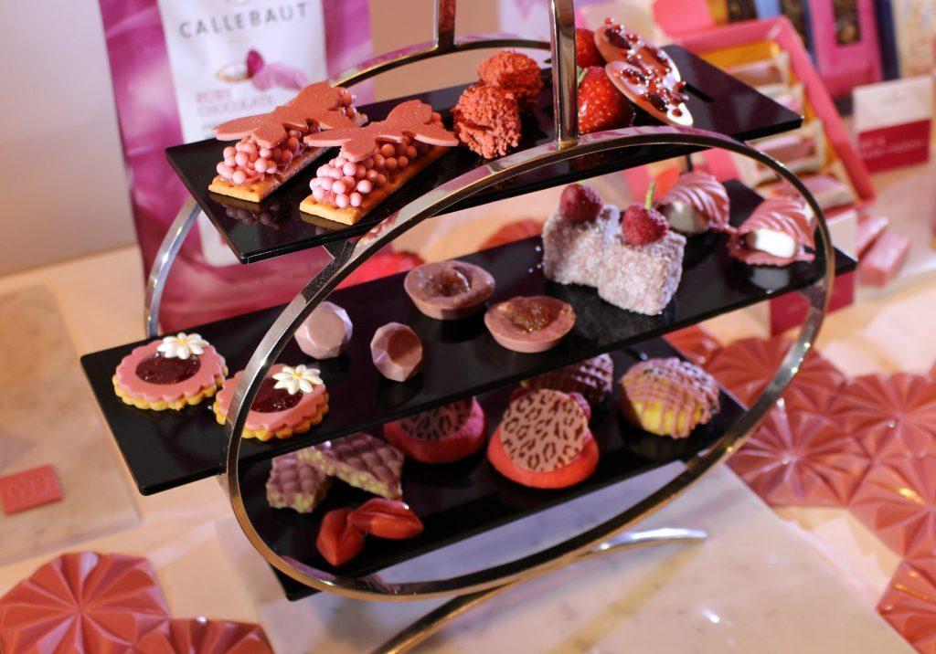 約80年ぶりに新しいチョコ登場!天然のピンク色「ルビーチョコレート」って?の画像