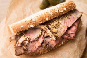 あのマルディグラのシェフが作った新サンドウィッチ!の画像