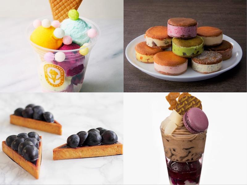 〈今週のスイーツ〉ジェラートパフェに世界初クッキーサンド専門店も。新感覚スイーツが勢揃いの画像