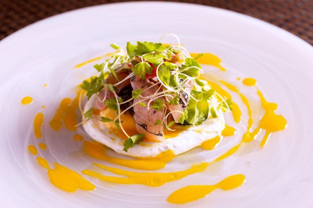 〈噂の新店〉「日本人のイタリアン」に誇りを。故郷の鮮魚で作り出す、東京リストランテの今の画像