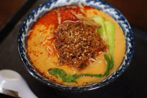 """わざわざ食べに行きたい担々麺!知る人ぞ知る""""津軽百年食堂""""の味の画像"""