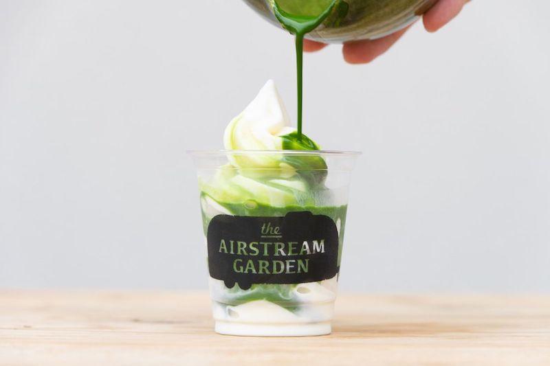 アイスでも飲み物でもない、新感覚のソフトクリームスイーツがデビューの画像
