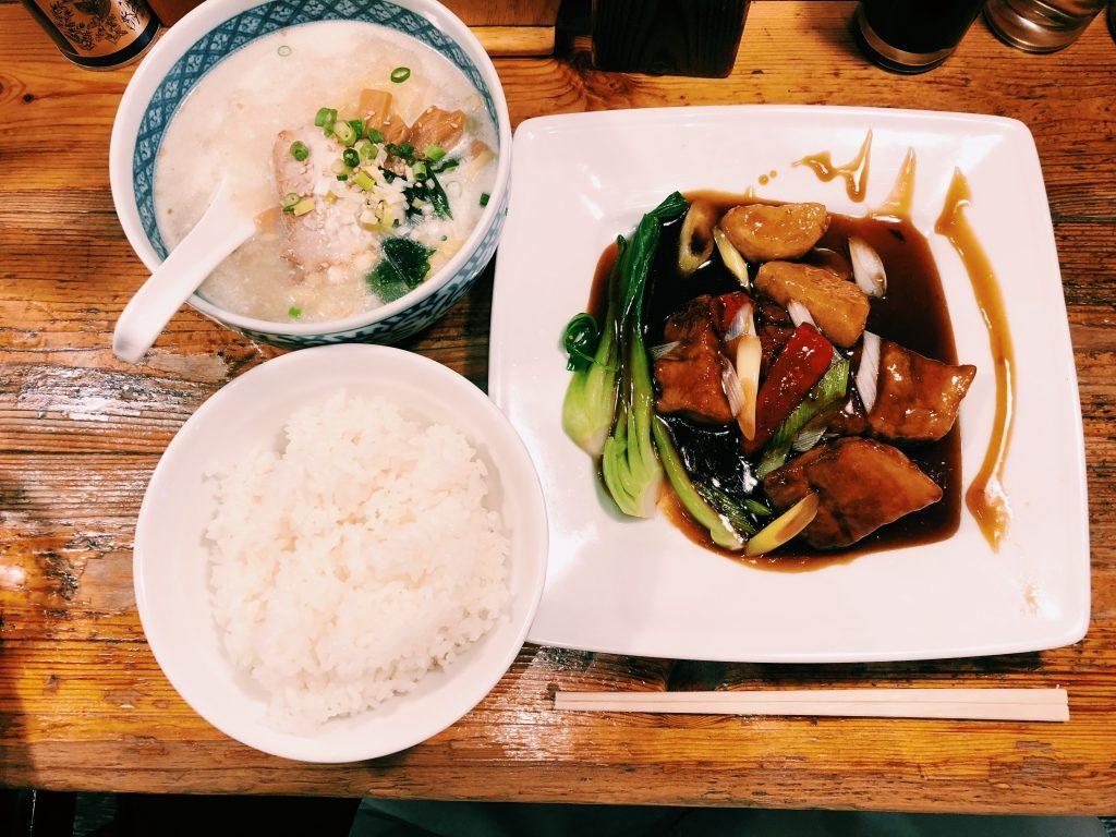 〈定食のススメ〉隠れた超実力派!麺・飯・定食、3度恋に落ちる深夜食堂「なかじま」の画像