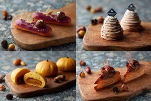 秋の味覚がやってくる!栗やかぼちゃを使った季節限定スイーツ&パンが登場の画像