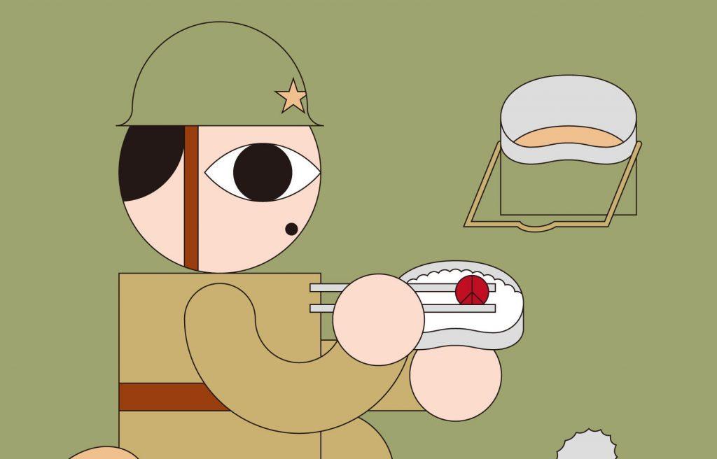 """〈ページをめくり、お腹を満たす〉話題の食漫画が紡ぐ、戦時下の""""食の物語""""の画像"""