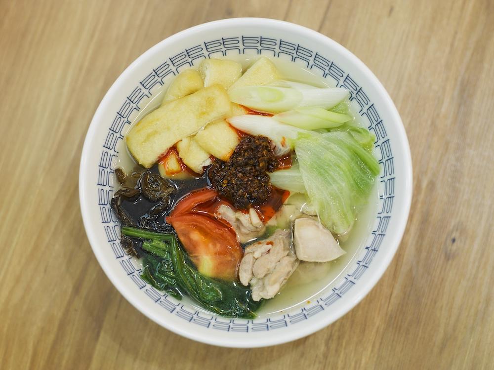 """""""一麺三長""""!  今、ヘルシー派がマーラータンを食べるワケの画像"""