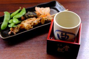 〈おいしい歴史を訪ねて〉日本清酒はお寺から発祥した?正暦寺の庭の景色からはじまる、奈良のおいしいもん巡りの画像