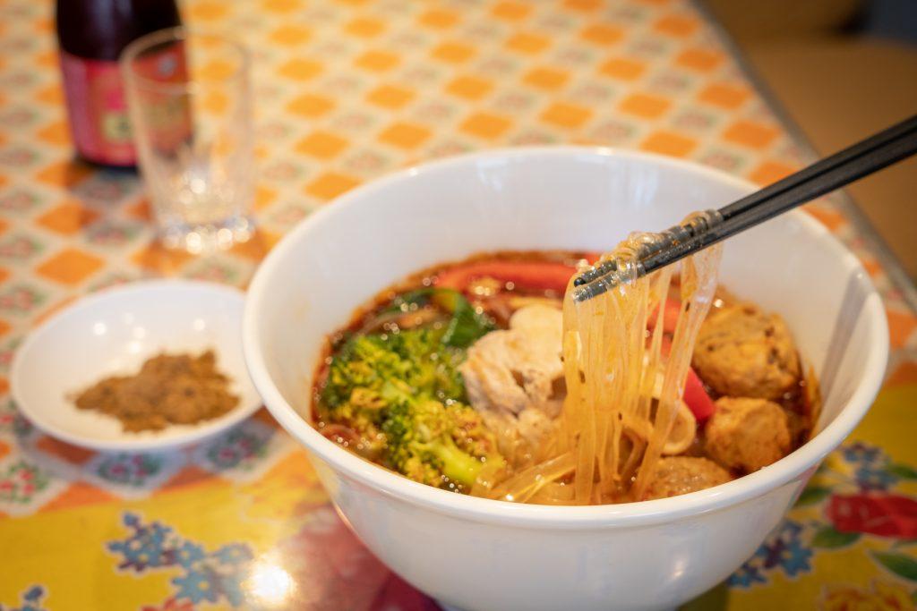 """""""一麺三長""""!寒い日の〆フードは、ヘルシー&ホットな麻辣湯で決まりの画像"""