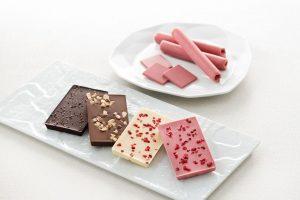〈食べペディア 59〉ルビーチョコレートの画像