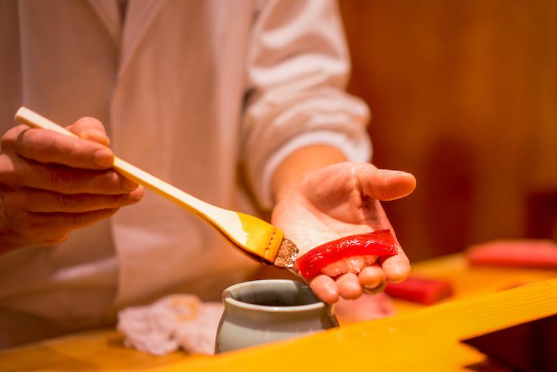 〈食べペディア 64〉熟成鮨の画像