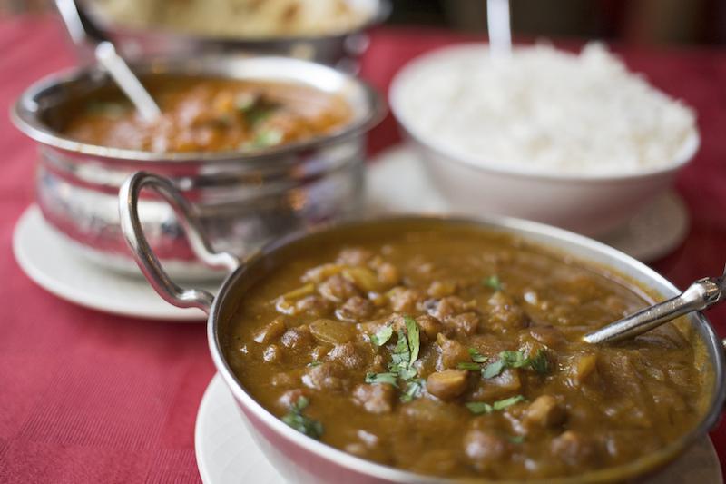 〈食べペディア 79〉インド料理の画像