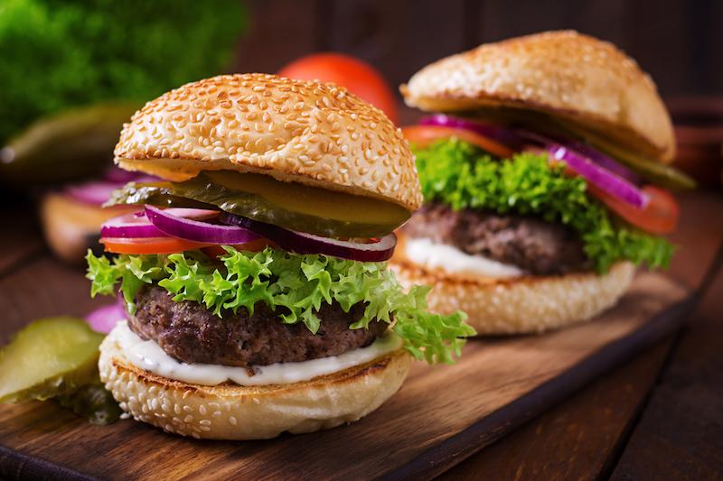 〈食べペディア 55〉グルメバーガーの画像