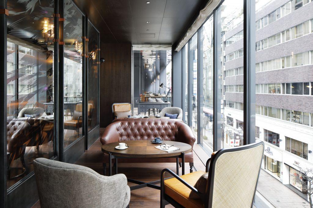 ワインをカクテルのように楽しむ、銀座のホテルバーの新提案の画像