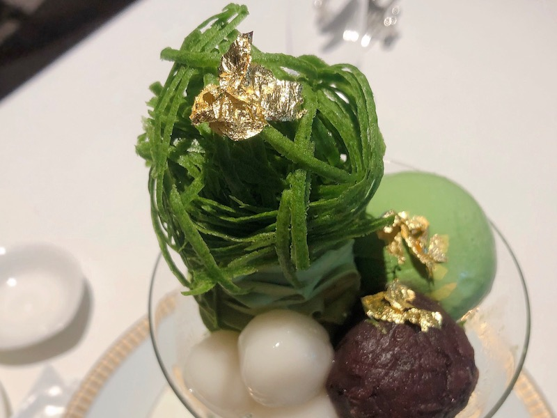 〈食べペディア 90〉日本茶スイーツの画像
