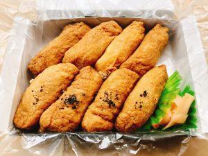 〈マガジンこぼれ話〉一日限定30箱!整理券をもらってまで食べたい銀座名物いなり寿司の画像