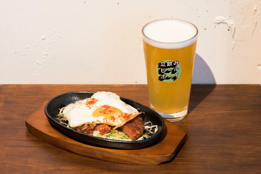 〈NEW OPEN〉クラフトビール人気加速中!多彩な味をカジュアルに楽しめる立ち飲み酒場の画像