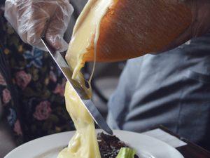 〈食べペディア 73〉ラクレットの画像