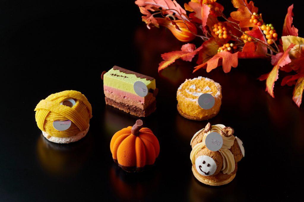愛らしいデコレーションに目移り!ハロウィン&秋のケーキコレクションの画像