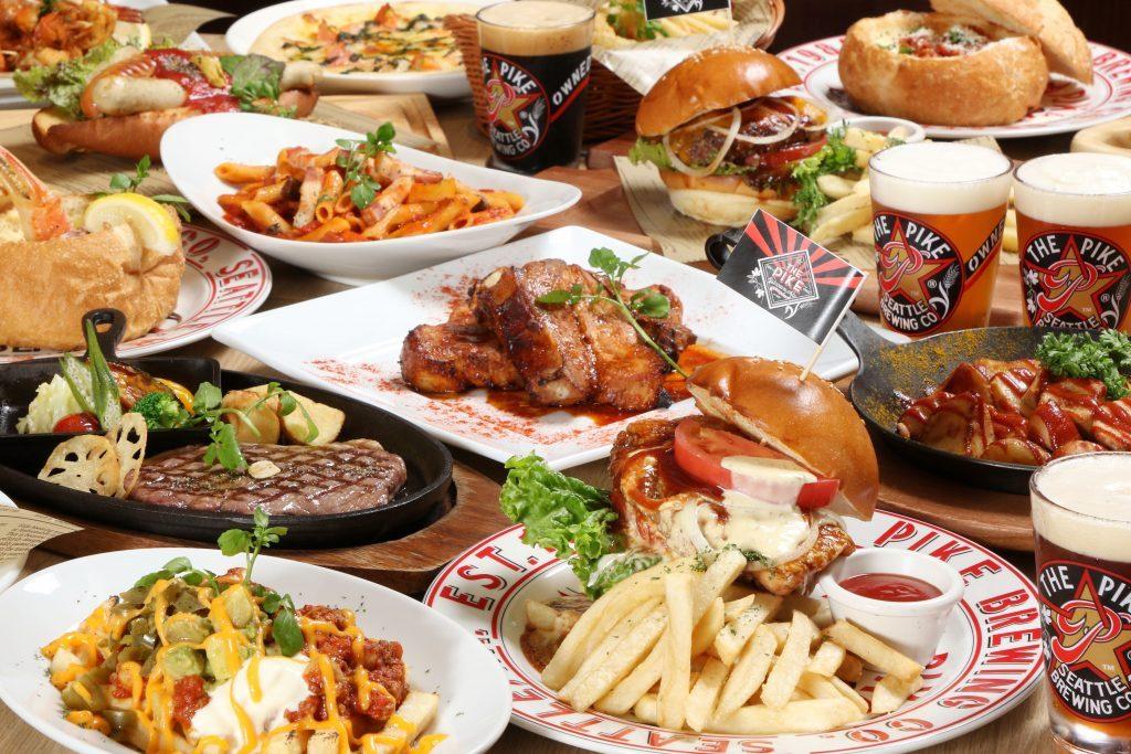 アメリカの老舗クラフトビール醸造所のビアレストランが日本初上陸!の画像