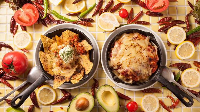 韓国×メキシコのいいとこ取り!新感覚のミックス料理が恵比寿にの画像