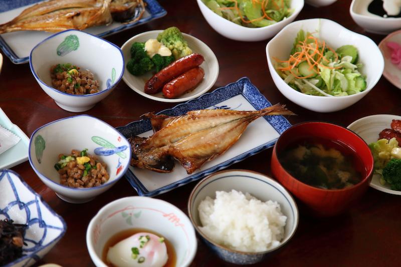 〈食べペディア 114〉一汁一菜の画像