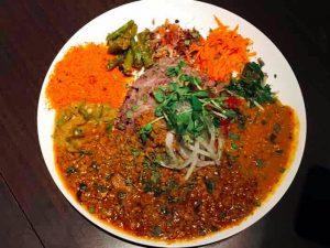 〈食べペディア 107〉出汁キーマの画像